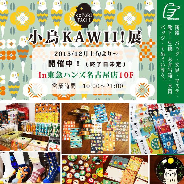 ●POP-201512ハンズ名古屋店【小鳥KAWAII】.jpg
